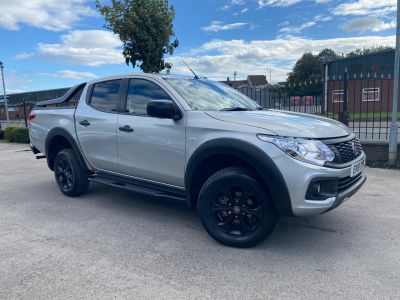 Fiat Fullback 2.4 180hp Cross Double Cab Pick Up Pick Up Diesel GreyFiat Fullback 2.4 180hp Cross Double Cab Pick Up Pick Up Diesel Grey at Mark Duesbury Cars Chesterfield