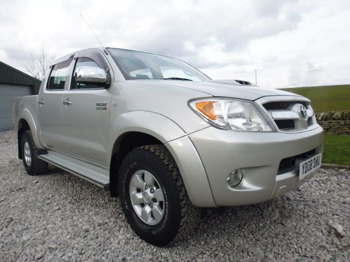 used toyota hilux hl3 double cab pick up 3 0 d 4d 4wd for. Black Bedroom Furniture Sets. Home Design Ideas
