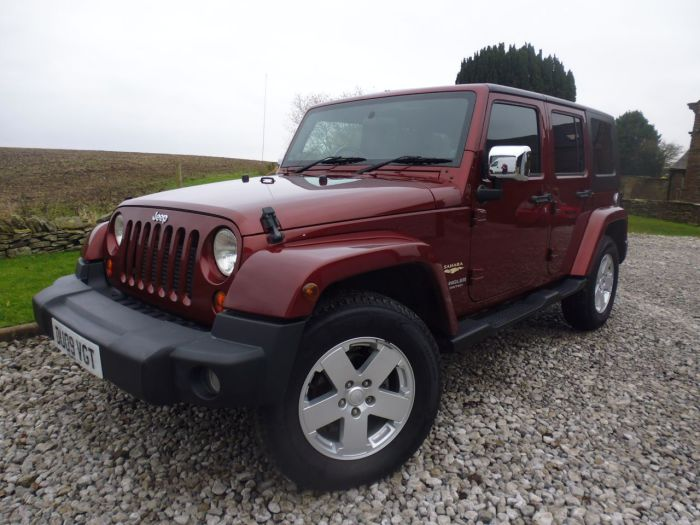 used jeep wrangler 2 8 crd sahara unlimited 4dr auto for sale in chesterfield derbyshire mark. Black Bedroom Furniture Sets. Home Design Ideas