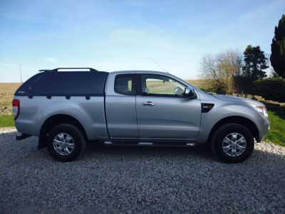 Ford Ranger Pick Up Double Cab XLT 2.2 TDCi 150 4WD Four Wheel Drive Diesel SilverFord Ranger Pick Up Double Cab XLT 2.2 TDCi 150 4WD Four Wheel Drive Diesel Silver at Mark Duesbury Cars Chesterfield
