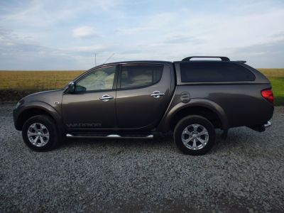 Mitsubishi L200 2.5 D/Cab DI-D Warrior II 4WD 176Bhp [2010] Four Wheel Drive Diesel BrownMitsubishi L200 2.5 D/Cab DI-D Warrior II 4WD 176Bhp [2010] Four Wheel Drive Diesel Brown at Mark Duesbury Cars Chesterfield