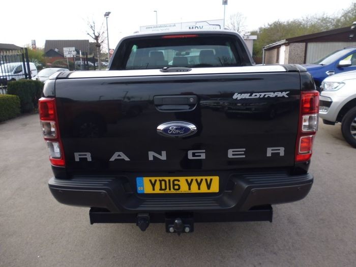 Ford Ranger Pick Up Double Cab Wildtrak 3.2 TDCi 200 Pick Up Diesel Black