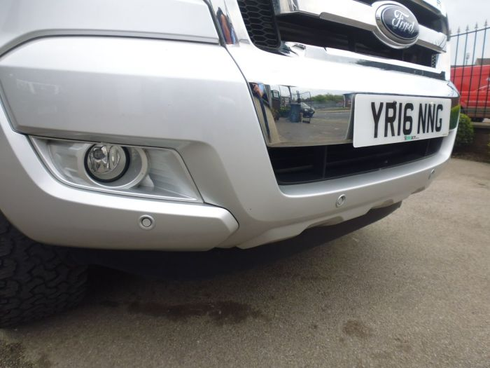 Ford Ranger Pick Up Double Cab Limited 1 3.2 TDCi 200 Pick Up Diesel Silver