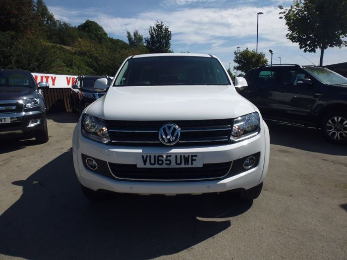 Volkswagen Amarok D/Cab Pick Up Highline 2.0 BiTDI 180 4MOTION Sel Pick Up Diesel White