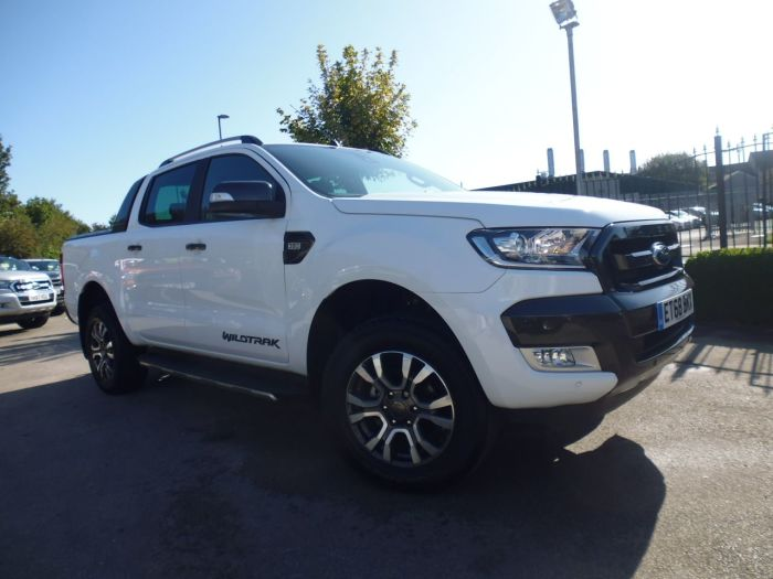 Ford Ranger Pick Up Double Cab Wildtrak 3.2 TDCi 200 Pick Up Diesel White