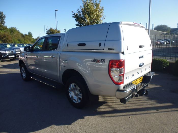 Ford Ranger 3.2 RANGER LIMITED 4X4 TDCI Pick Up Diesel Silver